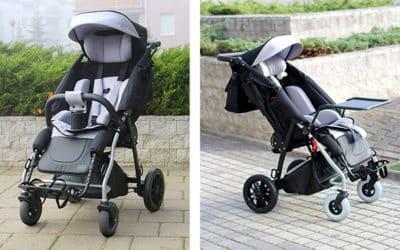YETI – nowy w rodzinie wózków MyWam