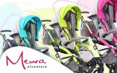 Ostatnie sztuki wózka MEWA w wydaniu ALCANTARA!